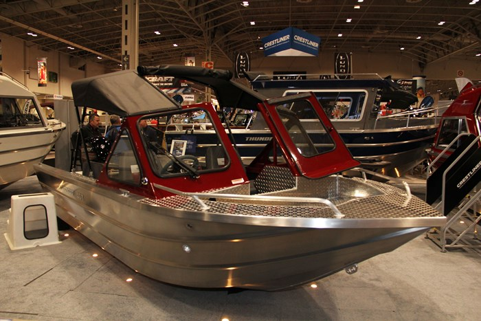 2019 Thunder Jet 186 Rush Aluminum Fishing Boat Review