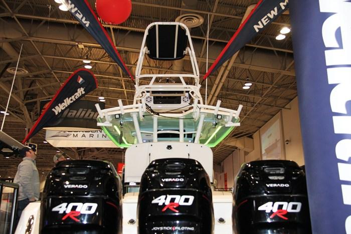 wellcraft 352 fisherman triple engine
