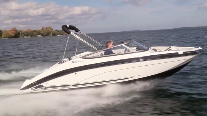 2019 Yamaha SX190 Jet Boat Boat Review - BoatDealers ca