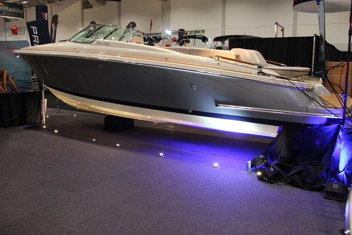 Chris-craft launch 28 GT Main