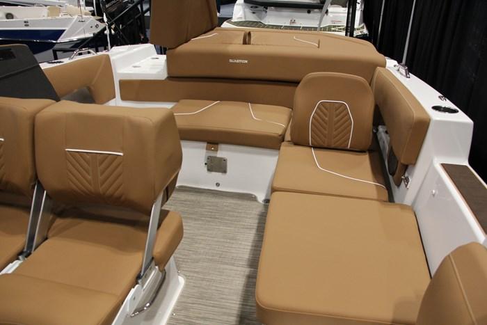 Glastron gtd 245 seat