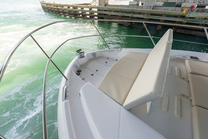 regal 38 grande coupe bow seat
