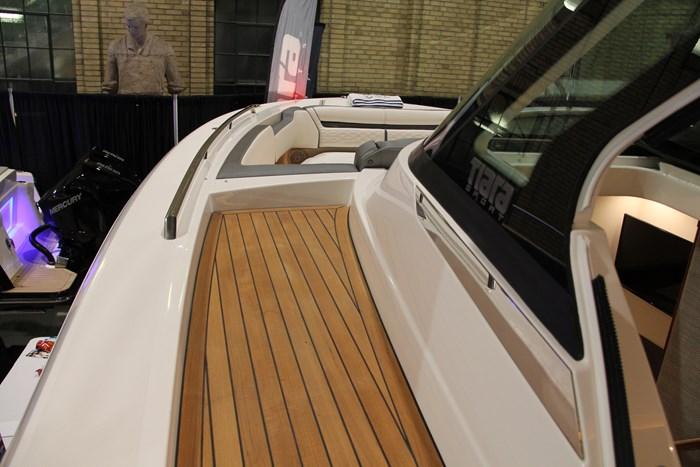 Tiara sport 38 ls deck