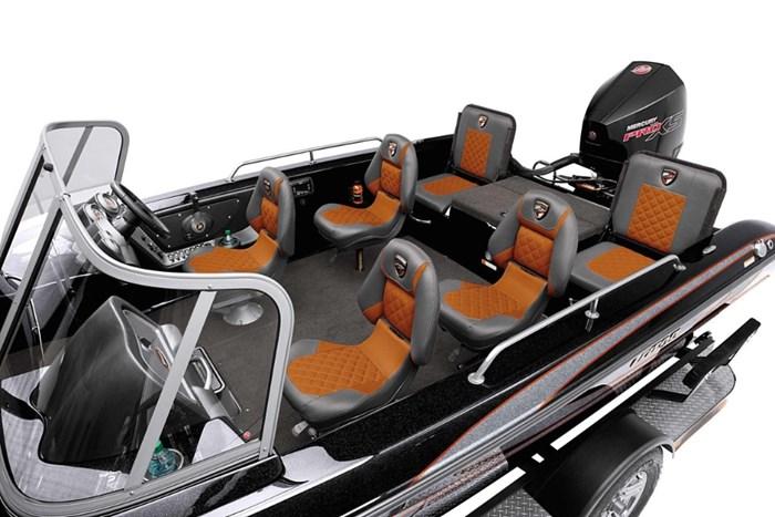 triton allure 186 seats