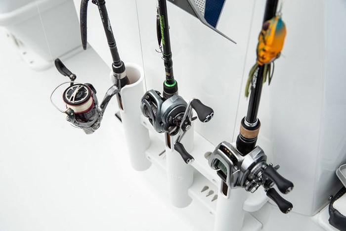 wellcraft 162 fisherman rods