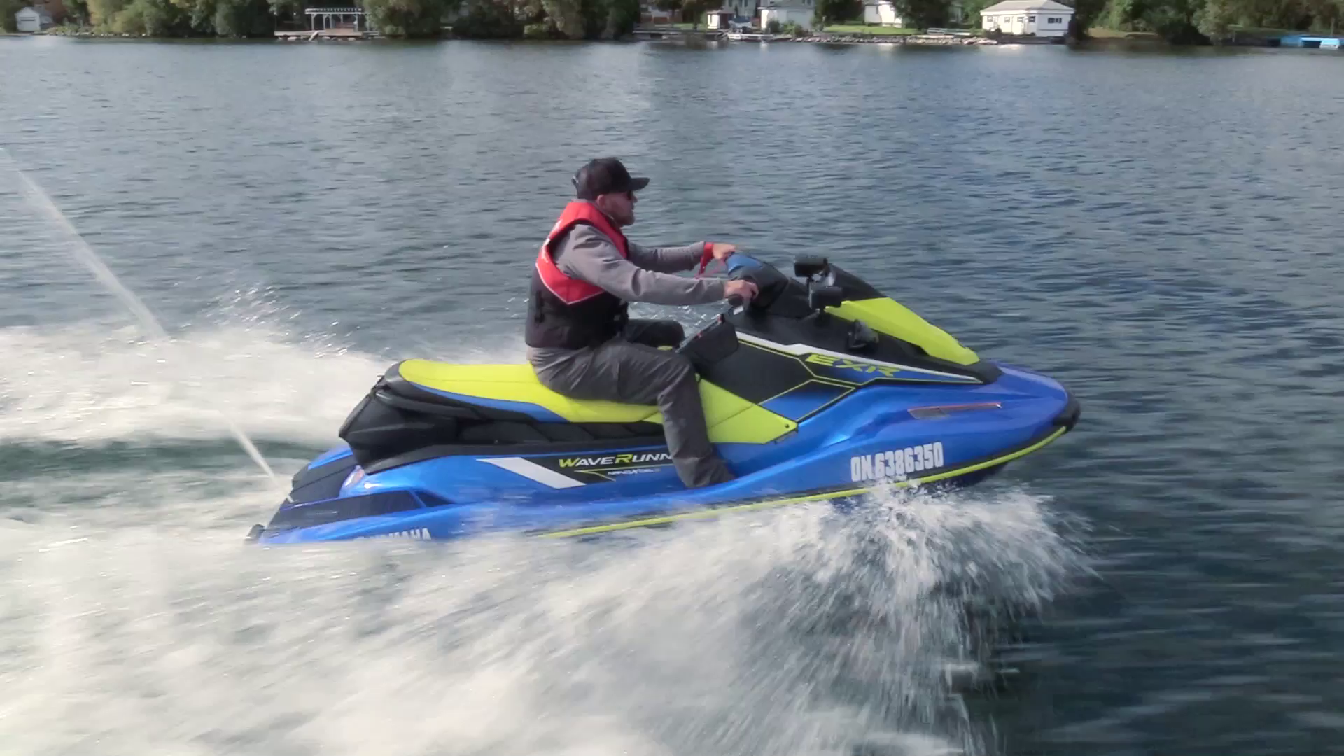 2020 Yamaha Exr Personal Water Craft Boat Review Boatdealers Ca