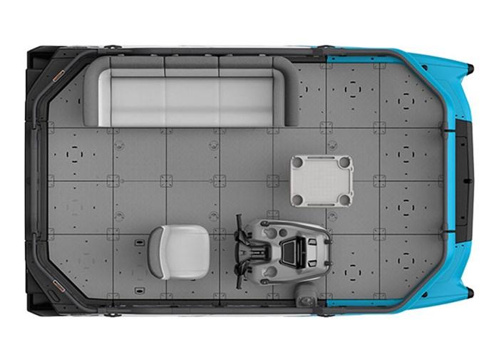 2022 Sea-Doo Switch 13 100  studio-overhead