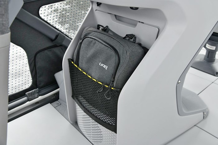 Sea-Doo Switch Cruise Removable Gear Bag in Helm