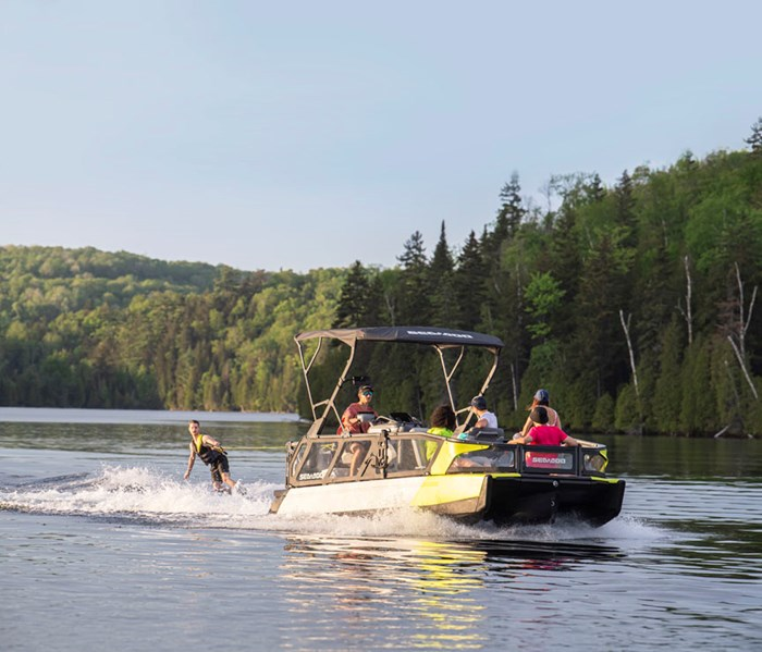 Switch Sport is made with watersports in mind