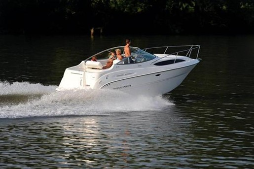 2010 bayliner 245 cruisers boat review boatdealers ca rh boatdealers ca Bayliner 245 Interior 2005 bayliner 245 owner's manual