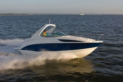 Bayliner 285 Running
