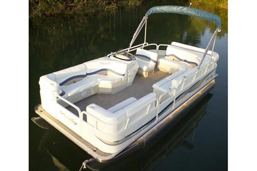 Bentley 200 Cruise Pontoon
