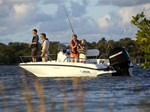 boston whaler 170 dauntless fishing