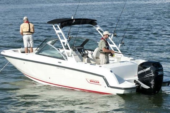 230 vantage boston whaler fishing