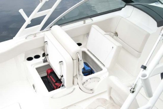 230 vantage boston whaler storage