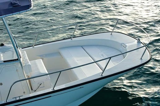 BWhaler 210 Bow