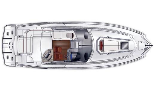 2012 Chaparral 420 Premiere Sport Yacht OH 11