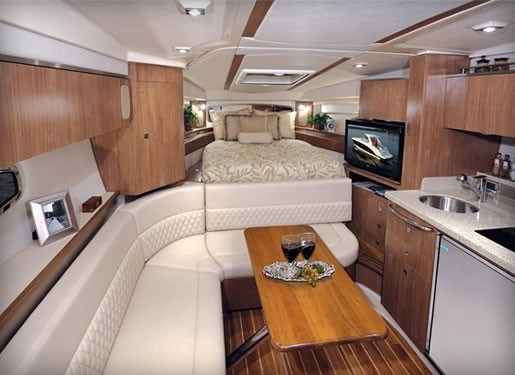 Chaparral 330 Signature Inside