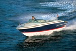 chris craft lancer 20 running