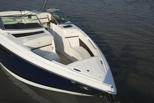 2013 Cobalt 336 BR Bowrider Boat Review - BoatDealers.ca