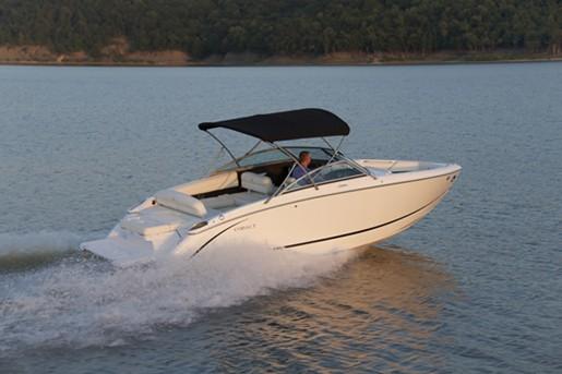 2013 Cobalt R5 Bowrider Boat Review