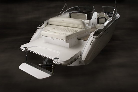 cobalt r5 bowrider swim platform