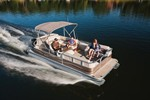 Crestliner 2185 Escape Pontoon