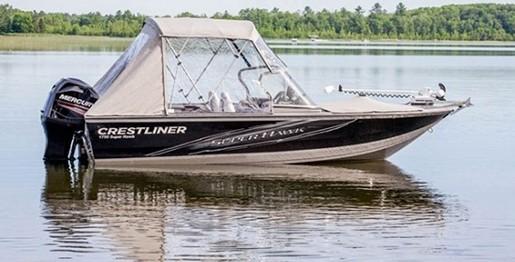 2013 Crestliner 1650 Superhawk Aluminum Fishing Boat Review Boatdealers Ca