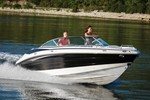cruisers bow rider 258 running