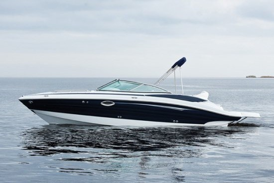 2013 Cruisers Yachts 258 Sport Bowrider Boat Review Boatdealers Ca