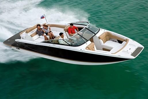 2010 Four Winns Sl262 Bowrider Boat Review Boatdealers Ca