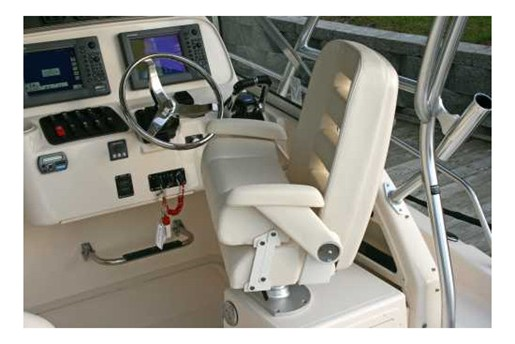 grady white chesapeake 290 helm