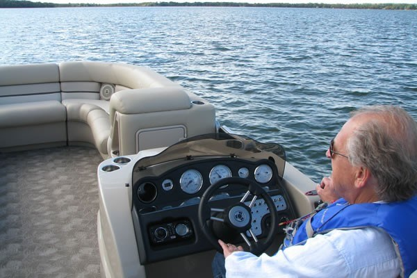 Harris FloteBoat Rich