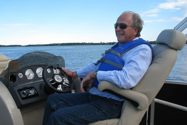 Harris FloteBoat Rich Chair