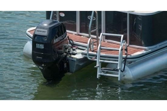 flotebote sunliner 200 swim platform motor