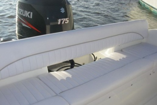 key west 203fs centre console bench seat