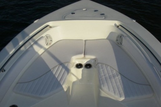 key west 203fs centre console bow