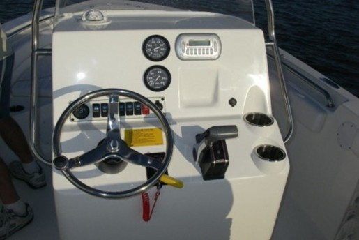key west 203fs centre console helm
