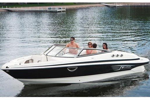 2010 Larson Lxi 238 Bowrider Boat Review Boatdealers Ca