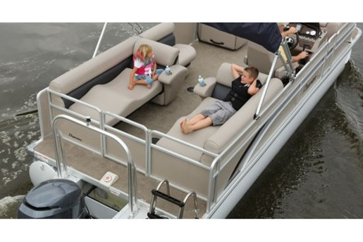 premier sunsation 220 lounging