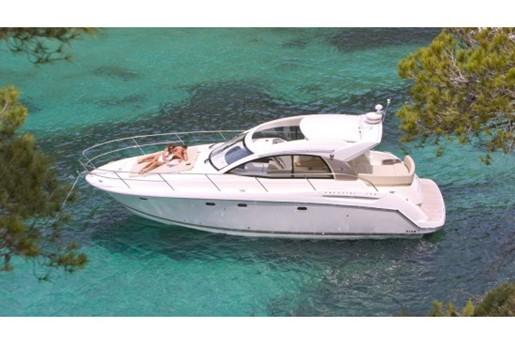 prestige 390 s relax anchored