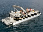 princecraft svx27 io pontoon