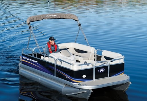 Axis Boats For Sale >> 2011 Princecraft Brio 15,17 Electric Pontoon Pontoon Boat ...