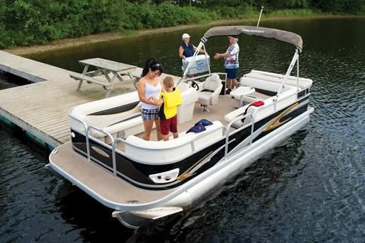 Princecraft Vectra 21 Pontoon pic01