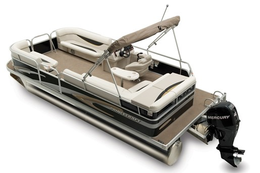 Princecraft Vectra 21 Pontoon pic04