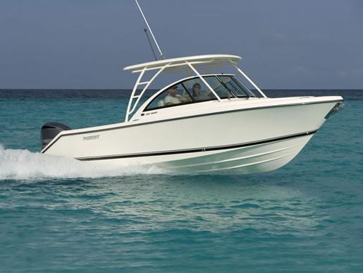 2012 Pursuit Dc 265 Dual Console Bowrider Boat Review Boatdealers Ca
