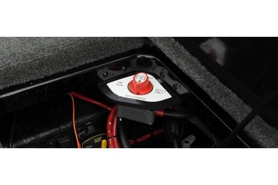 ranger z520c carbon battery control