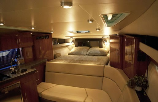 Regal 35 Cabin