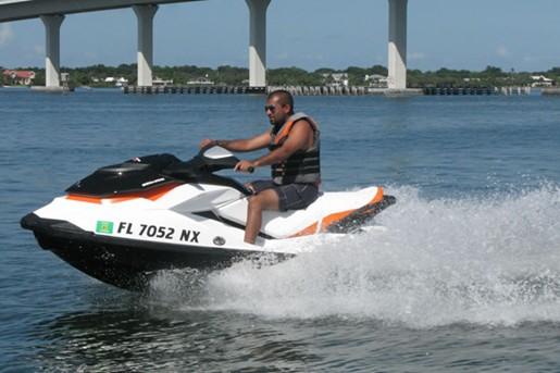 SeaDoo GTI Running