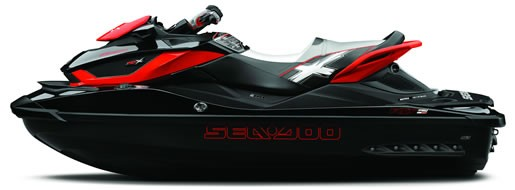 SeaDoo RXT X aS Profile